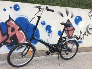 Bicicleta plegable B-Pro PS30