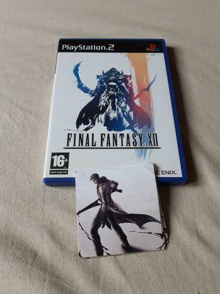 Final Fantasy XII para PS2