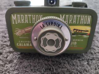 Cámara sardina lomography