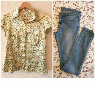 Pack vaquero + camisa
