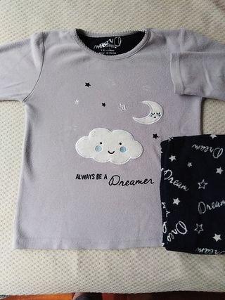 Pijama invierno Primark 7-8 años Primark