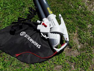 Aspirador Soplador eléctrico para jardín Sterwins