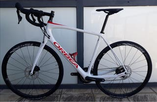 Bicicleta Orbea Avant M30 Team Disco