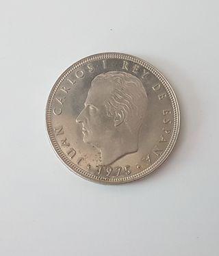 MONEDA 100 PESETAS 1975 *19- 76 J.CARLOS I ESPAÑA