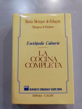 Enciclopedia Culinaria,La Cocina Completa