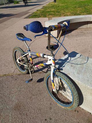 BMX Rieju años 80