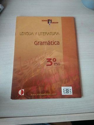 Lengua y literatura, Aralia XXI, repasa y aprueba