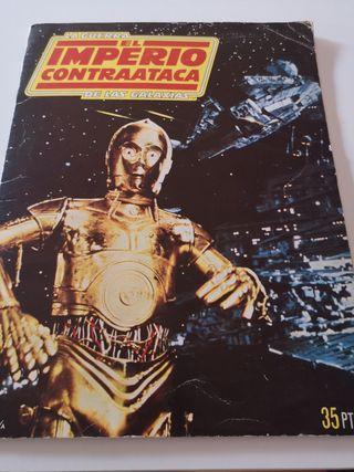 Album Imperio Contraataca