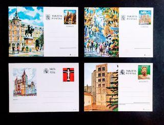 Tarjetas Enteros Postales