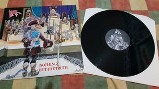 vinilo Liar - Nothing but the truth