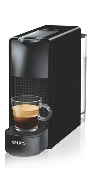 Cafetera Nespresso nueva Essenza Mini Negra