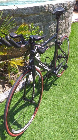 Bicicleta Aero Triatlón-Crono