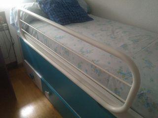 Barrera cama.