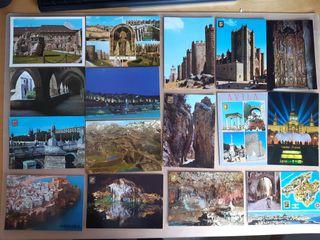 Postales turisticas años 70-80-90