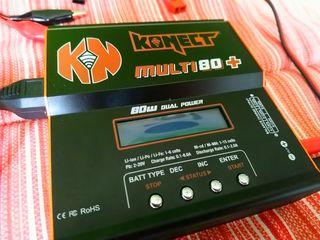 Cargador batería RC