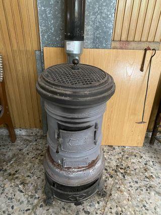 Estufa hierro