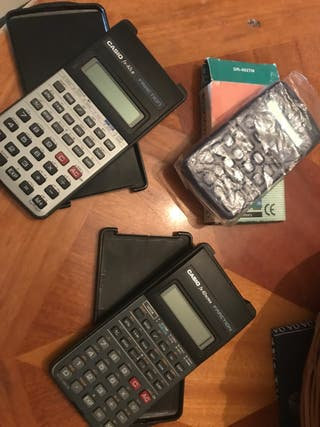 Calculadoras cientificas casio calculadora normal