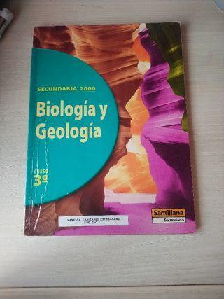 Biología y Geología, Santillana, 3°ESO