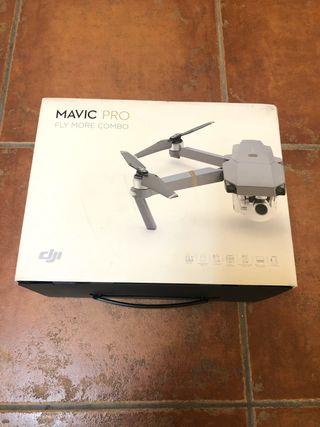 Mavic Pro Fly More Combo