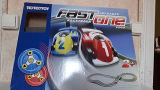 scalextric infantil circuito coches