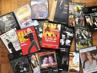 Lote 18 películas DVD