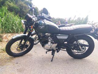 Hanway raw 125cc