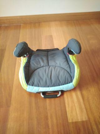 asiento alzador infantil