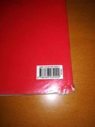 libro de lengua y literatura de 4 ESO