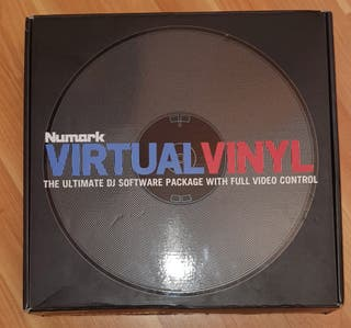 VIRTUAL VINIL NUMARK