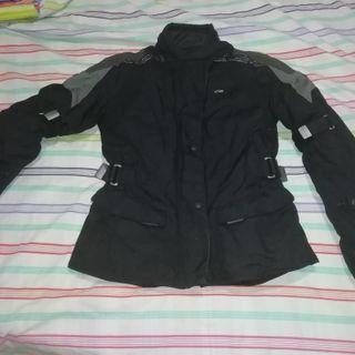 chaqueta moto mujer revit