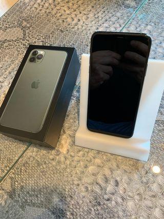 iPhone 11 Pro Max 256 gb verde