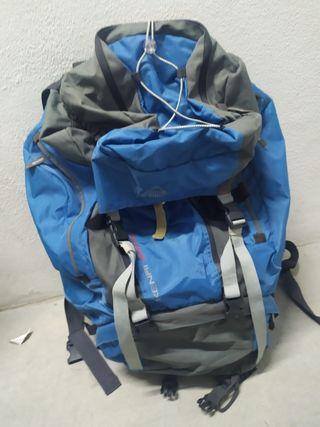 mochila montaña 55 litros