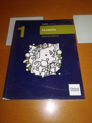 libro de filosofía 1 BACH