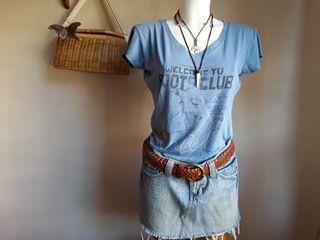 Falda + Camiseta