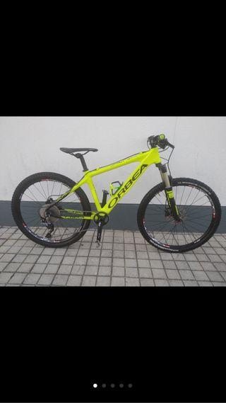 Orbea Alma 26 de carbono Bicicleta MTB