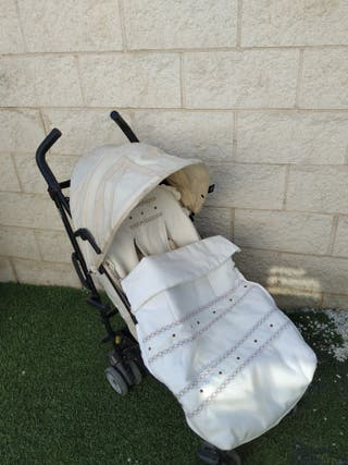 Silla de paseo Mini Easy Walker. Con saco
