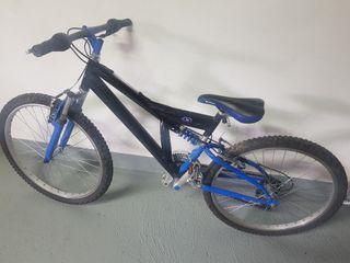 "Bicicleta 24""Pulgadas"