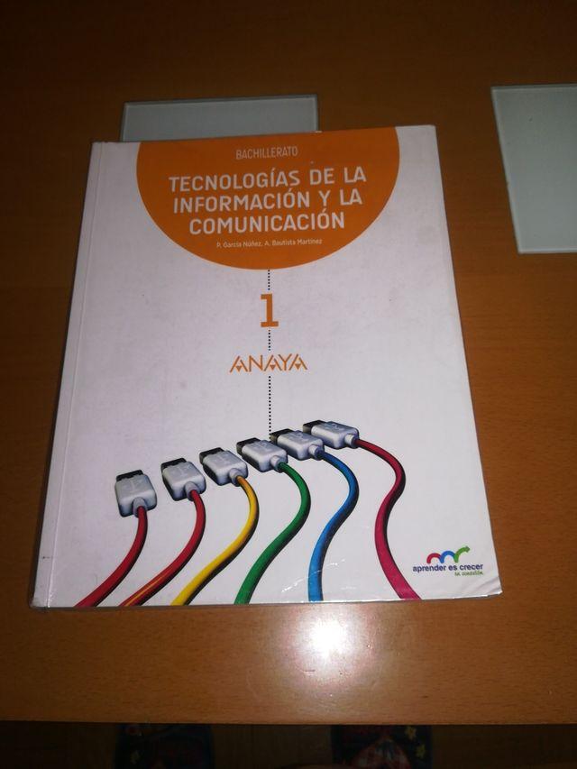 libro de tecnologías de la información y la comuni
