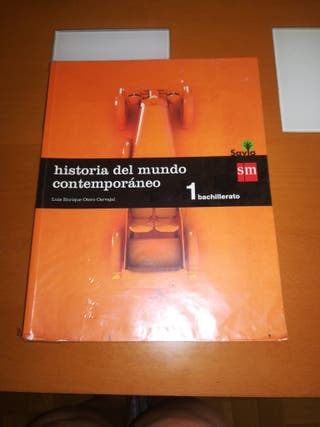libro de historia 1 BACH
