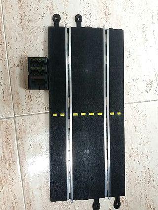 Pista conexión scalextric