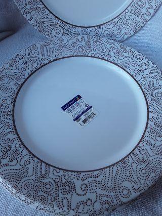 platos grandes