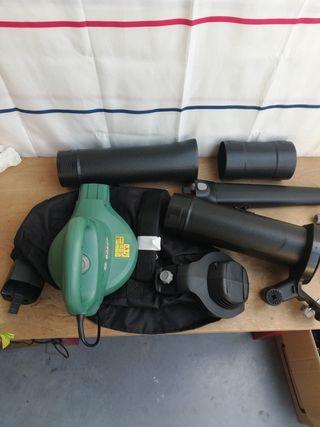 Soplador/aspirador/triturador de hojas BOSCH