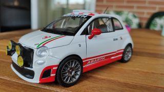 Maqueta rally Abarth R3T