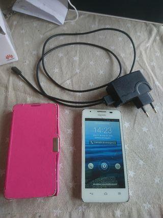 Huawei Ascend G510 blanco