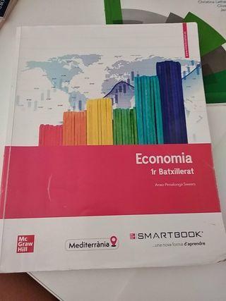 libro Economia 1ro bachillerato
