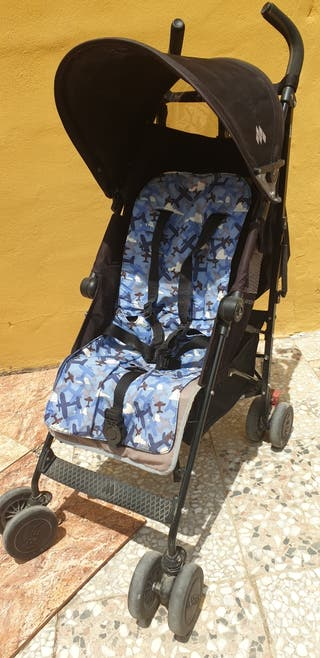 silleta de paseo mclaren quest