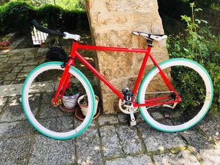 Bicicleta Fixie / Carretera