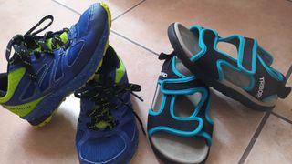 zapatos de niño talla 34 (2 pares)