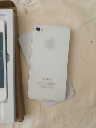 iPhone 4s con pantalla nueva