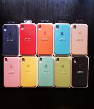 Funda Original iPhone XR de silicona